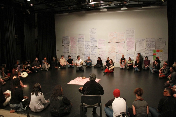 National Institute for Directing & Ensemble Creation
