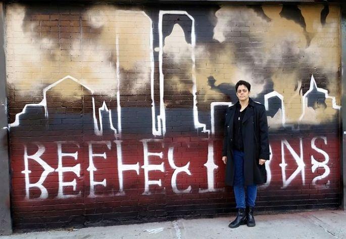 Andrea Hi-Arts mural